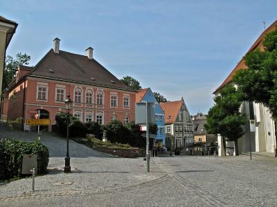 Die Altstadt von Dachau